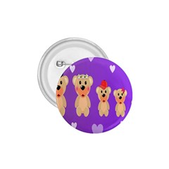 Happy Bears Cute 1 75  Buttons by Jojostore