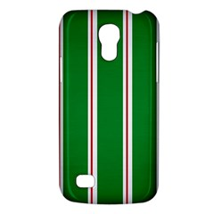 Green Line Galaxy S4 Mini by Jojostore