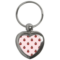 Insect Animals Cute Key Chains (heart)  by Jojostore