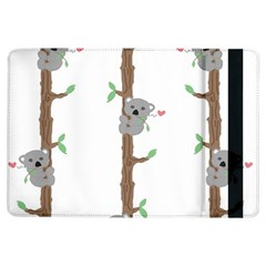 Koala Pattern Ipad Air Flip by Jojostore