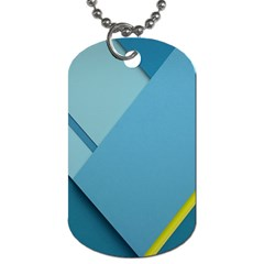 New Bok Blue Dog Tag (two Sides) by Jojostore