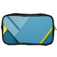 New Bok Blue Toiletries Bags 2 Side by Jojostore