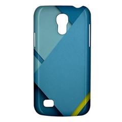 New Bok Blue Galaxy S4 Mini by Jojostore