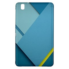 New Bok Blue Samsung Galaxy Tab Pro 8 4 Hardshell Case by Jojostore