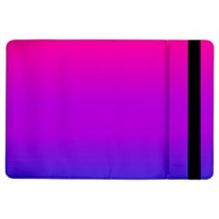Pink Purple Blue Ipad Air 2 Flip by Jojostore