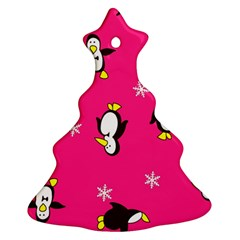 Penguin Ornament (christmas Tree) by Jojostore