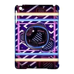 Abstract Sphere Room 3d Design Apple Ipad Mini Hardshell Case (compatible With Smart Cover) by Amaryn4rt