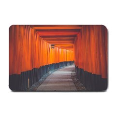Architecture Art Bright Color Small Doormat  by Amaryn4rt