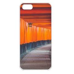 Architecture Art Bright Color Apple Iphone 5 Seamless Case (white)
