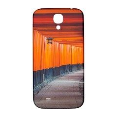 Architecture Art Bright Color Samsung Galaxy S4 I9500/i9505  Hardshell Back Case