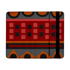 Red Aztec Samsung Galaxy Tab Pro 8.4  Flip Case by Jojostore