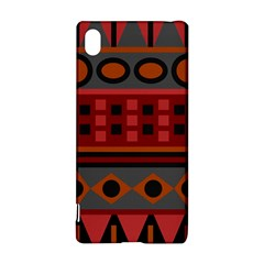 Red Aztec Sony Xperia Z3+ by Jojostore