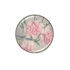 Cloves Flowers Pink Carnation Pink Hat Clip Ball Marker (10 Pack) by Amaryn4rt