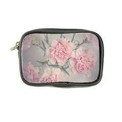 Cloves Flowers Pink Carnation Pink Coin Purse by Amaryn4rt