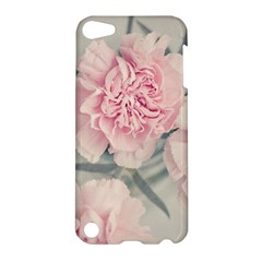 Cloves Flowers Pink Carnation Pink Apple Ipod Touch 5 Hardshell Case by Amaryn4rt