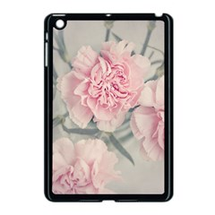 Cloves Flowers Pink Carnation Pink Apple Ipad Mini Case (black) by Amaryn4rt