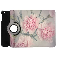 Cloves Flowers Pink Carnation Pink Apple Ipad Mini Flip 360 Case by Amaryn4rt