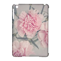 Cloves Flowers Pink Carnation Pink Apple Ipad Mini Hardshell Case (compatible With Smart Cover) by Amaryn4rt