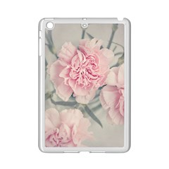 Cloves Flowers Pink Carnation Pink Ipad Mini 2 Enamel Coated Cases by Amaryn4rt