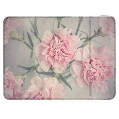 Cloves Flowers Pink Carnation Pink Samsung Galaxy Tab 7  P1000 Flip Case by Amaryn4rt