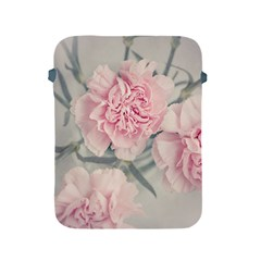 Cloves Flowers Pink Carnation Pink Apple Ipad 2/3/4 Protective Soft Cases by Amaryn4rt