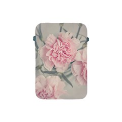 Cloves Flowers Pink Carnation Pink Apple Ipad Mini Protective Soft Cases by Amaryn4rt