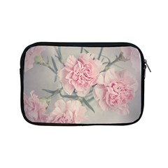 Cloves Flowers Pink Carnation Pink Apple Ipad Mini Zipper Cases by Amaryn4rt