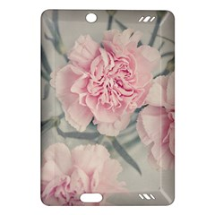 Cloves Flowers Pink Carnation Pink Amazon Kindle Fire Hd (2013) Hardshell Case by Amaryn4rt