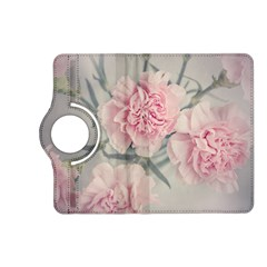 Cloves Flowers Pink Carnation Pink Kindle Fire Hd (2013) Flip 360 Case by Amaryn4rt
