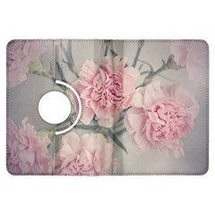 Cloves Flowers Pink Carnation Pink Kindle Fire Hdx Flip 360 Case by Amaryn4rt