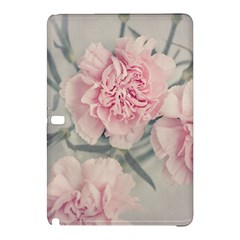 Cloves Flowers Pink Carnation Pink Samsung Galaxy Tab Pro 10 1 Hardshell Case by Amaryn4rt