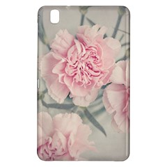 Cloves Flowers Pink Carnation Pink Samsung Galaxy Tab Pro 8 4 Hardshell Case by Amaryn4rt