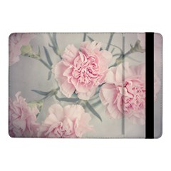 Cloves Flowers Pink Carnation Pink Samsung Galaxy Tab Pro 10 1  Flip Case by Amaryn4rt