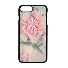 Cloves Flowers Pink Carnation Pink Apple Iphone 7 Plus Seamless Case (black) by Amaryn4rt