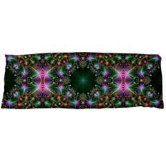 Digital Kaleidoscope Body Pillow Case (dakimakura) by Amaryn4rt