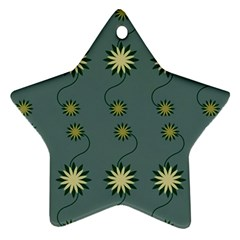 Repeat Star Ornament (two Sides)  by Jojostore