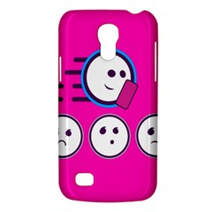 Run Face Pink Galaxy S4 Mini by Jojostore