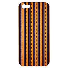 Printable Halloween Paper Apple Iphone 5 Hardshell Case by Jojostore
