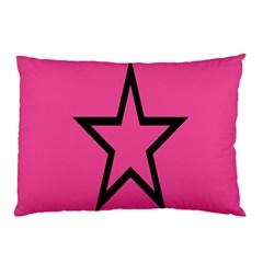 Star Pillow Case
