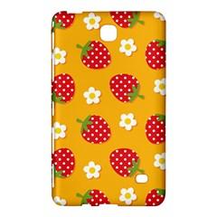 Strawberry Samsung Galaxy Tab 4 (7 ) Hardshell Case  by Jojostore