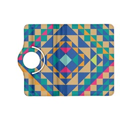 Tiling Pattern Kindle Fire Hd (2013) Flip 360 Case by Jojostore