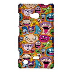 Smiley Pattern Nokia Lumia 720 by Jojostore