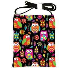 Ultra Soft Owl Shoulder Sling Bags by Jojostore