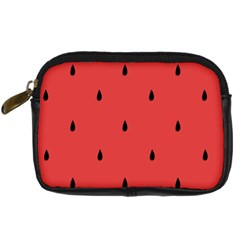 Watermelon Seeds Red Digital Camera Cases by Jojostore