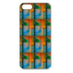 Wall Of Colour Duplication Apple Seamless Iphone 5 Case (clear) by Jojostore