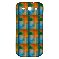 Wall Of Colour Duplication Samsung Galaxy S3 S Iii Classic Hardshell Back Case by Jojostore