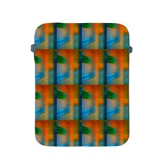 Wall Of Colour Duplication Apple Ipad 2/3/4 Protective Soft Cases by Jojostore
