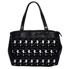 White Star Office Handbags by Jojostore