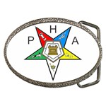 PHA Eastern Star Belt Buckle