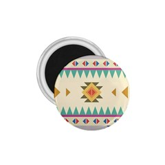 Your First Aztec Pattern 1 75  Magnets by Jojostore